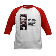 "Thoreau ""Pumpkin"" Tee"
