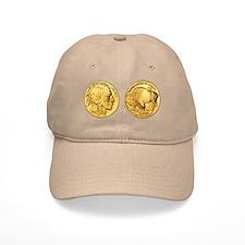 Wy-Gold Indian/Buffalo Baseball Cap