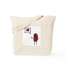Unique Bean Tote Bag