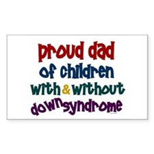 Proud Dad.....2 (With & Without DS) Decal