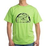 Faust 106 Green T-Shirt