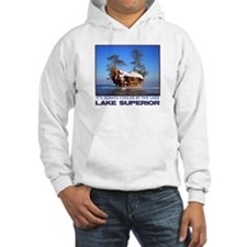 IT'S ALWAYS COOLER BY THE LAKE Hoodie