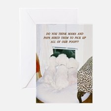 POOPSTER TRIO GREETING CARDS (Pk of 10)