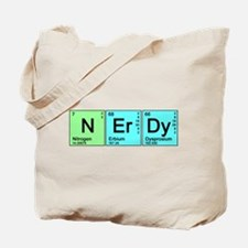 Periodic Nerd Tote Bag