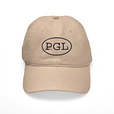 PGL Oval Baseball Cap