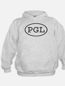 PGL Oval Hoody