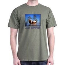 IT'S ALWAYS COOLER BY THE LAKE T-Shirt