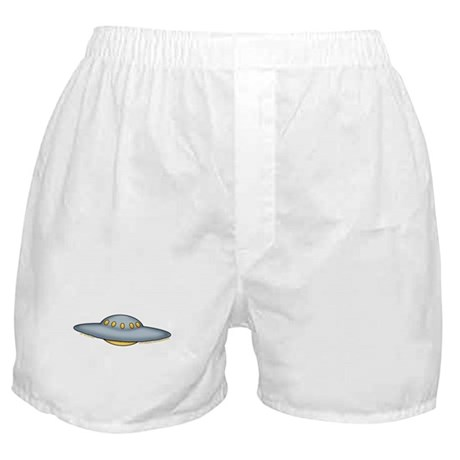 Cute UFO Picture 2 Boxer Shorts
