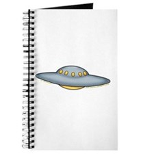 Cute UFO Picture 2 Journal
