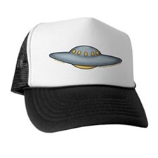 Cute UFO Picture 2 Trucker Hat