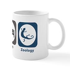 Eat Sleep Zoology Mug