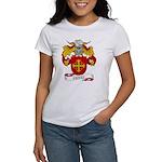 Perez Family Crest Women's T-Shirt