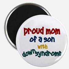 Proud Mom....2 (Son DS) Magnet