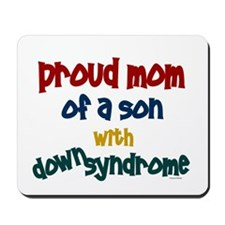 Proud Mom....2 (Son DS) Mousepad