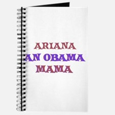 Ariana - An Obama Mama Journal