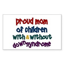 Proud Mom....2 (With & Without DS) Decal
