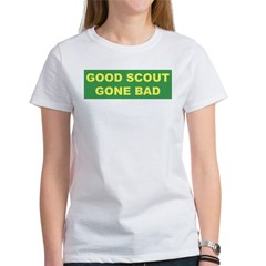 Good Scout Gone Bad (Green) Tee