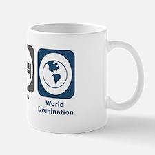 Eat Sleep World Domination Mug