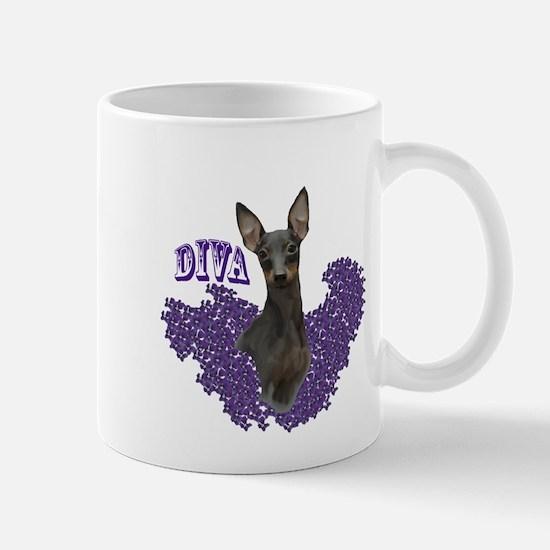 toy manchester diva Mug