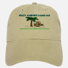 Crazy Cancucks Baseball Baseball Cap