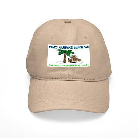 Crazy Cancucks Cap