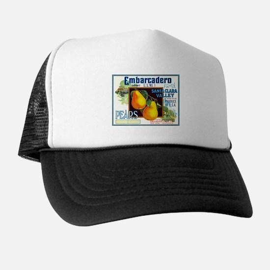 Embarcadero Trucker Hat