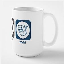 Eat Sleep Weld Mug