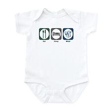 Eat Sleep Weld Infant Bodysuit