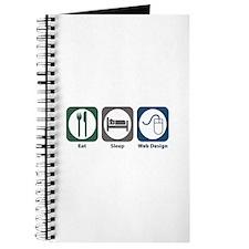 Eat Sleep Web Design Journal