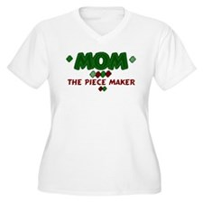 Mom- The Piece Maker T-Shirt