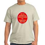 Pro Choice Light T-Shirt