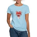 Heart Missouri Women's Light T-Shirt