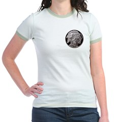 Silver Indian Head T