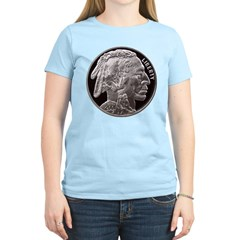 Silver Indian Head T-Shirt
