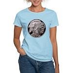 Silver Indian Head Women's Light T-Shirt