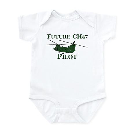 ch47 Infant Bodysuit