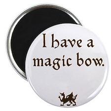 magic bow Magnet