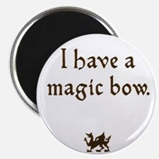 magic bow Magnet
