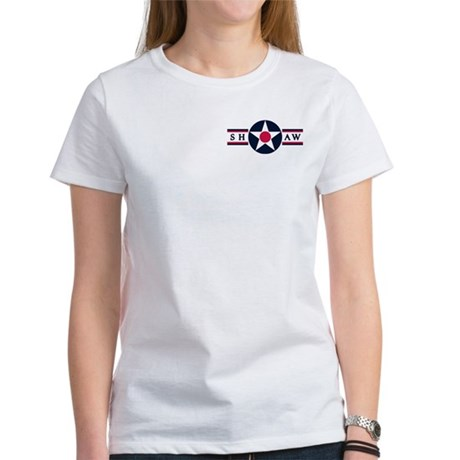Shaw Air Force Base Womens T-Shirt