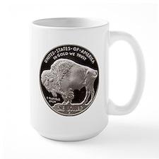 Silver Buffalo Mug