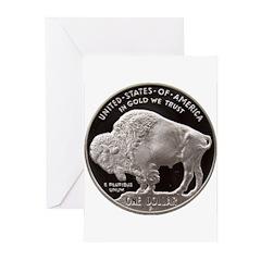 Silver Buffalo Greeting Cards (Pk of 20)