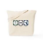 Eat Sleep Usher Tote Bag