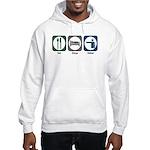 Eat Sleep Usher Hooded Sweatshirt