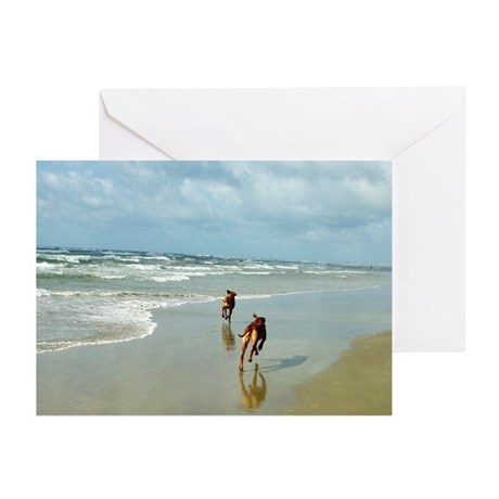 JUBA LEE RIDGEBACK Greeting Cards (Pk of 20)