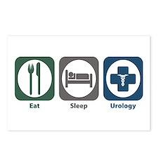 Eat Sleep Urology Postcards (Package of 8)