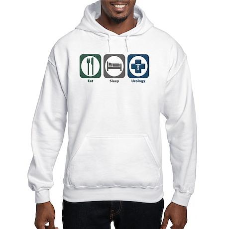 Eat Sleep Urology Hooded Sweatshirt