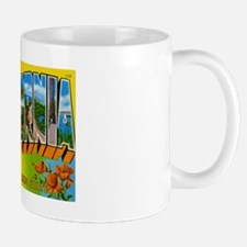 California Postcard Mug