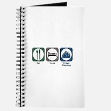 Eat Sleep Urban Planning Journal