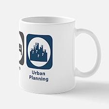 Eat Sleep Urban Planning Mug