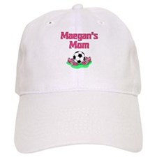 Maegan's Mom (Soccer) Baseball Cap